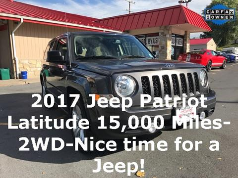 2017 Jeep Patriot for sale in Reading, PA