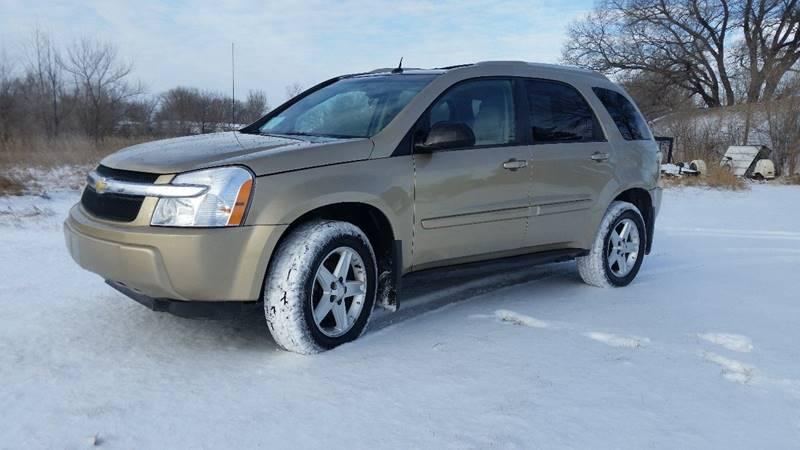2005 Chevrolet Equinox For Sale At Pro Auto Inc In Yankton SD