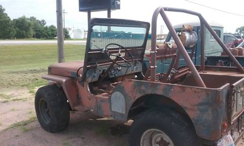 1952 Willys Jeep for sale in Yankton, SD