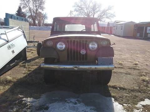 1971 Jeep Willys