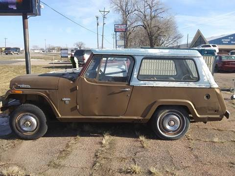 1971 Jeep Willys for sale in Yankton, SD