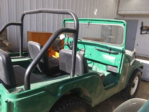 1956 Willys CJ-5 for sale in Yankton, SD