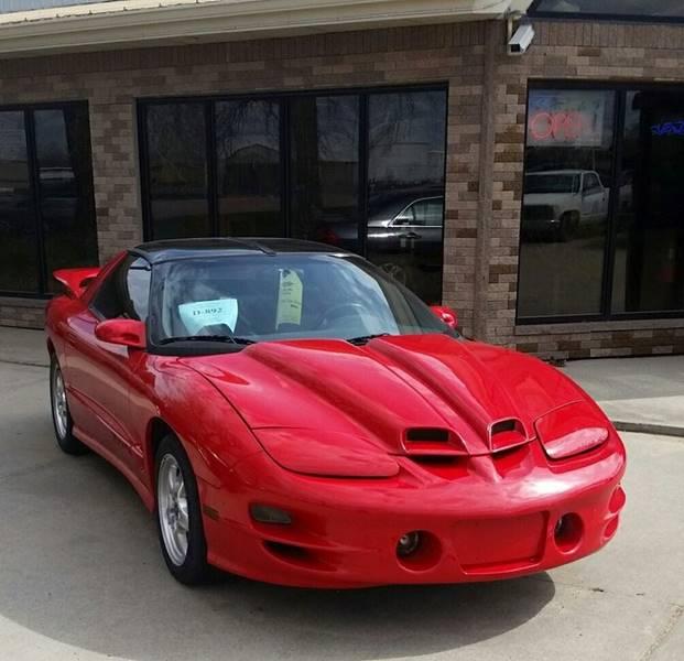 2001 Pontiac Firebird Formula In Yankton Sd Pro Auto Inc