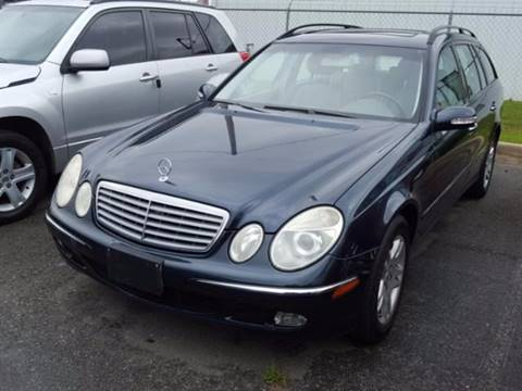2004 Mercedes-Benz E-Class for sale in North Little Rock, AR