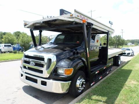 2005 Ford F-650 Super Duty for sale in North Little Rock, AR