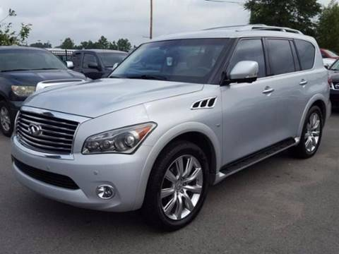 2014 Infiniti QX80 for sale in North Little Rock, AR