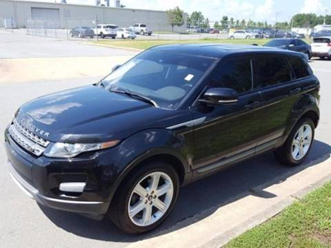 2013 Land Rover Range Rover Evoque for sale in North Little Rock, AR