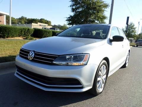 2015 Volkswagen Jetta for sale in North Little Rock, AR