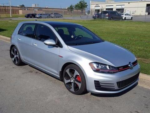 2017 Volkswagen Golf GTI for sale in North Little Rock, AR
