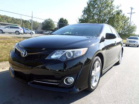2013 Toyota Camry for sale in North Little Rock, AR