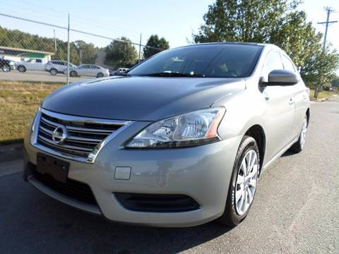 2014 Nissan Sentra for sale in North Little Rock, AR