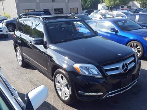 2014 Mercedes-Benz GLK for sale in North Little Rock, AR