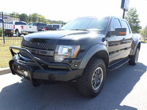 2011 Ford F-150 for sale in North Little Rock, AR
