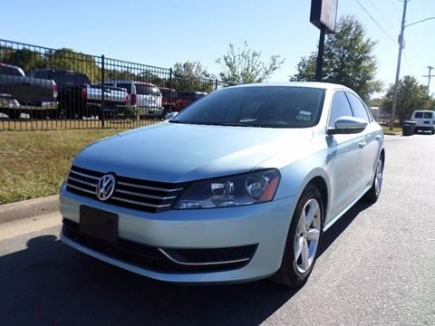 2012 Volkswagen Passat for sale in North Little Rock, AR