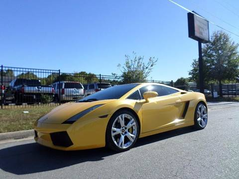 2006 Lamborghini Gallardo for sale in North Little Rock, AR