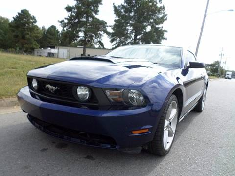 2011 Ford Mustang for sale in North Little Rock, AR