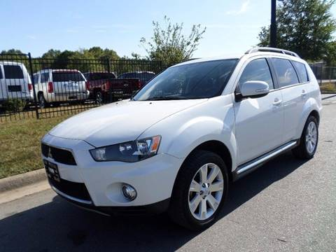 2013 Mitsubishi Outlander for sale in North Little Rock, AR