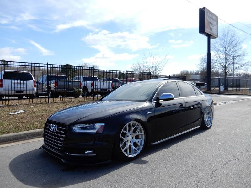 2013 Audi S4 30t Quattro Prestige In North Little Rock Ar United