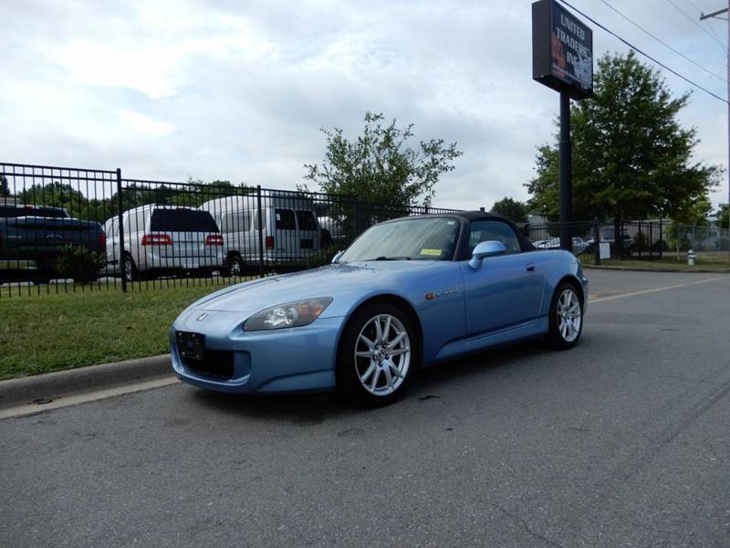 2004 Honda S2000 For Sale At United Traders Inc. In North Little Rock AR