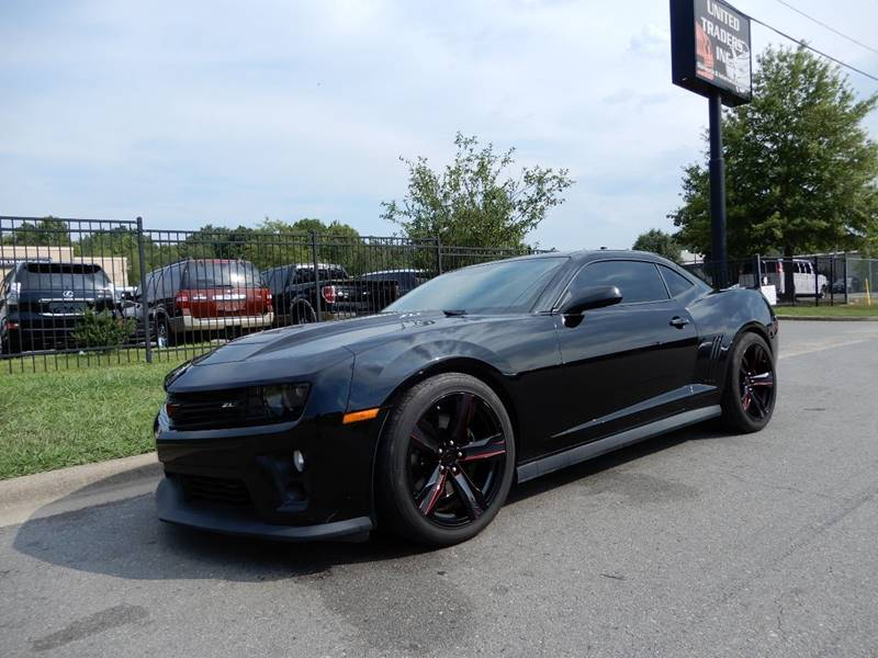 2012 Chevrolet Camaro For Sale At United Traders Inc. In North Little Rock  AR