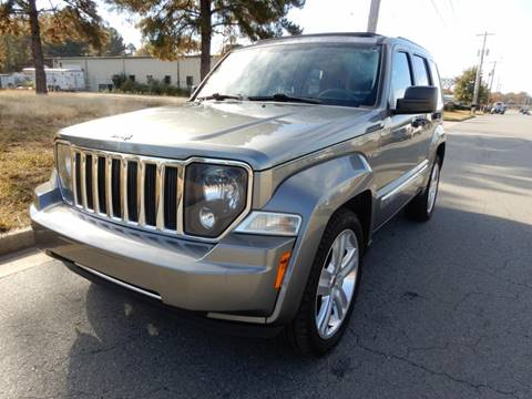 2012 Jeep Liberty for sale in North Little Rock, AR