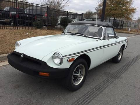 1975 MG MGB for sale in North Little Rock, AR