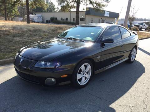 2004 Pontiac GTO for sale in North Little Rock, AR