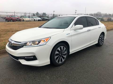 2017 Honda Accord Hybrid for sale in North Little Rock, AR