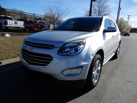 2016 Chevrolet Equinox for sale in North Little Rock, AR