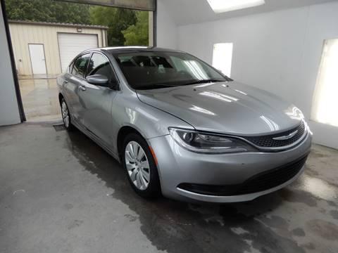 2015 Chrysler 200 for sale in North Little Rock, AR