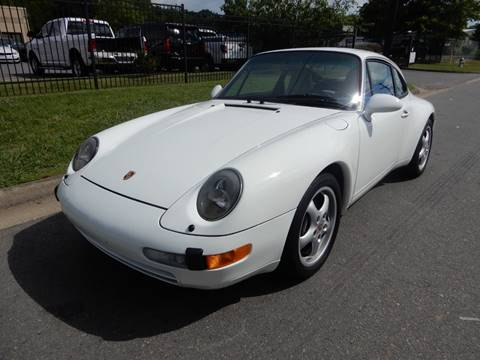 1995 Porsche 911 for sale in North Little Rock, AR