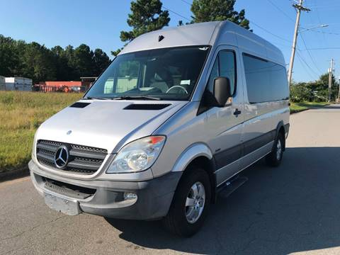 Used Sprinter Van For Sale >> 2011 Mercedes Benz Sprinter Passenger For Sale In North Little Rock Ar