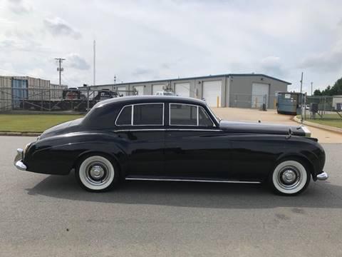 1959 Rolls-Royce Silver Cloud 1
