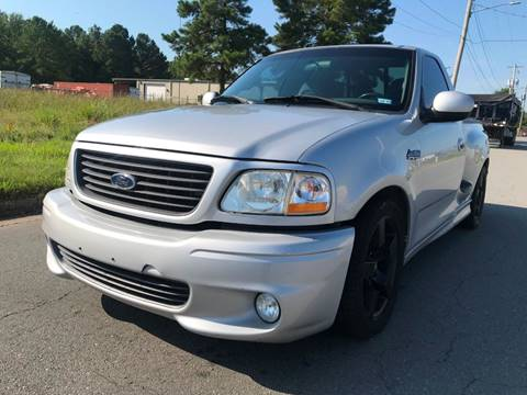 2002 Ford F-150 SVT Lightning for sale in North Little Rock, AR