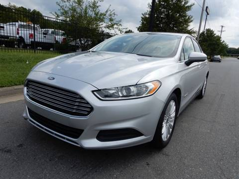 2016 Ford Fusion Hybrid for sale in North Little Rock, AR