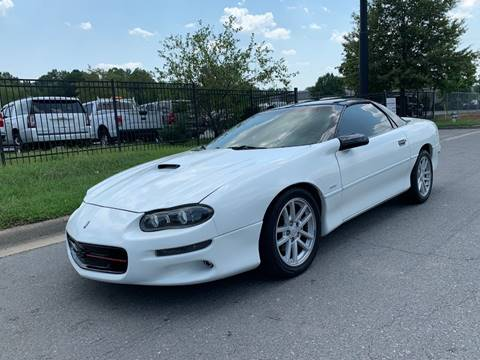 1999 Chevrolet Camaro for sale in North Little Rock, AR