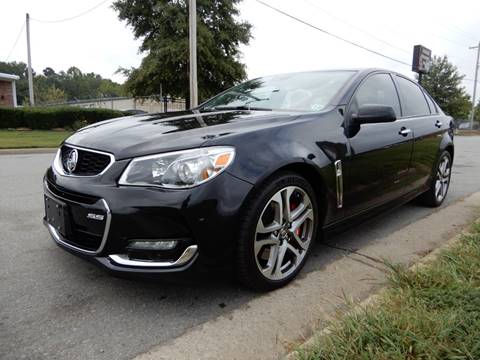 2016 Chevrolet SS for sale in North Little Rock, AR