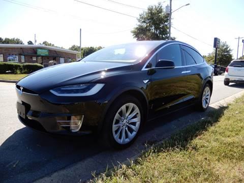 Cars For Sale In Arkansas >> 2016 Tesla Model X For Sale In North Little Rock Ar