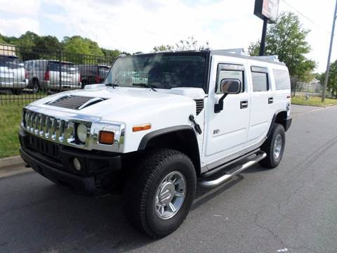 2005 HUMMER H2 for sale in North Little Rock, AR