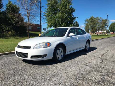 2010 Chevrolet Impala for sale in Shelbyville, TN