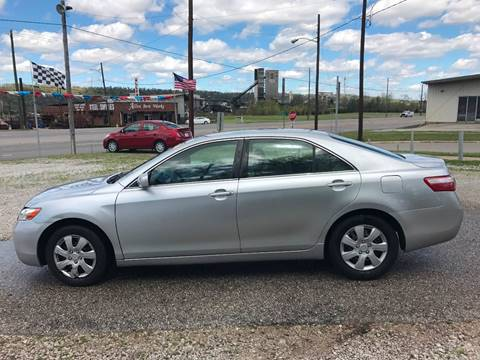 2007 Toyota Camry for sale in Tarrant, AL
