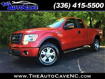 2010 Ford F-150 for sale in Mount Airy, NC