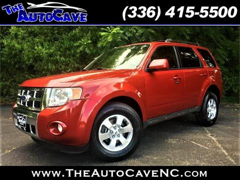 2010 Ford Escape for sale in Mount Airy, NC