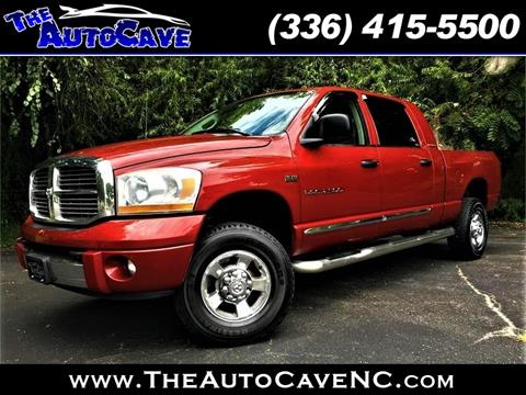 2006 Dodge Ram Pickup 2500 for sale in Mount Airy, NC