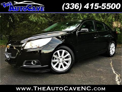 2016 Chevrolet Malibu Limited for sale in Mount Airy, NC