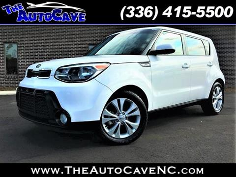2016 Kia Soul for sale in Mount Airy, NC