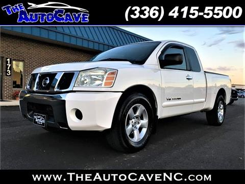 2007 Nissan Titan for sale in Mount Airy, NC