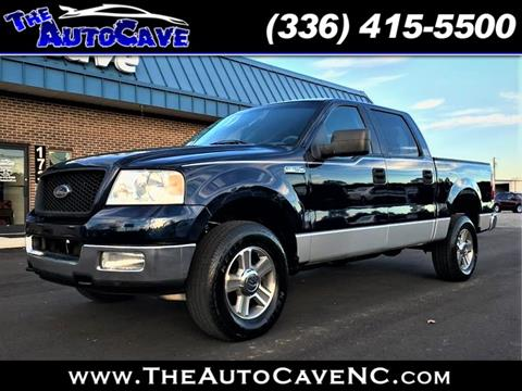 2005 Ford F-150 for sale in Mount Airy, NC