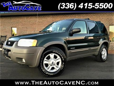 2002 Ford Escape for sale in Mount Airy, NC