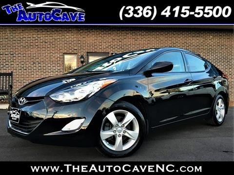 2013 Hyundai Elantra for sale in Mount Airy, NC